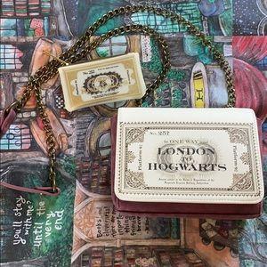 Loungefly Hogwarts Express Crossbody Bag